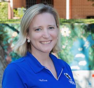 Photo of Melissa Eckel: Assistant